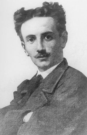 Adriano Cecioni ritratto