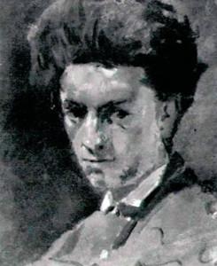 Daniele-Ranzoni-autoritratto