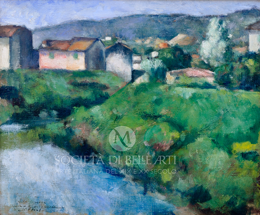 Ardengo Soffici quadri in vendita