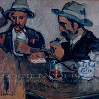 Vendita quadri di Ardengo Soffici