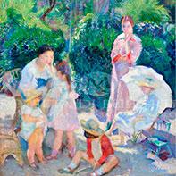 Armando Spadini dipinti in vendita