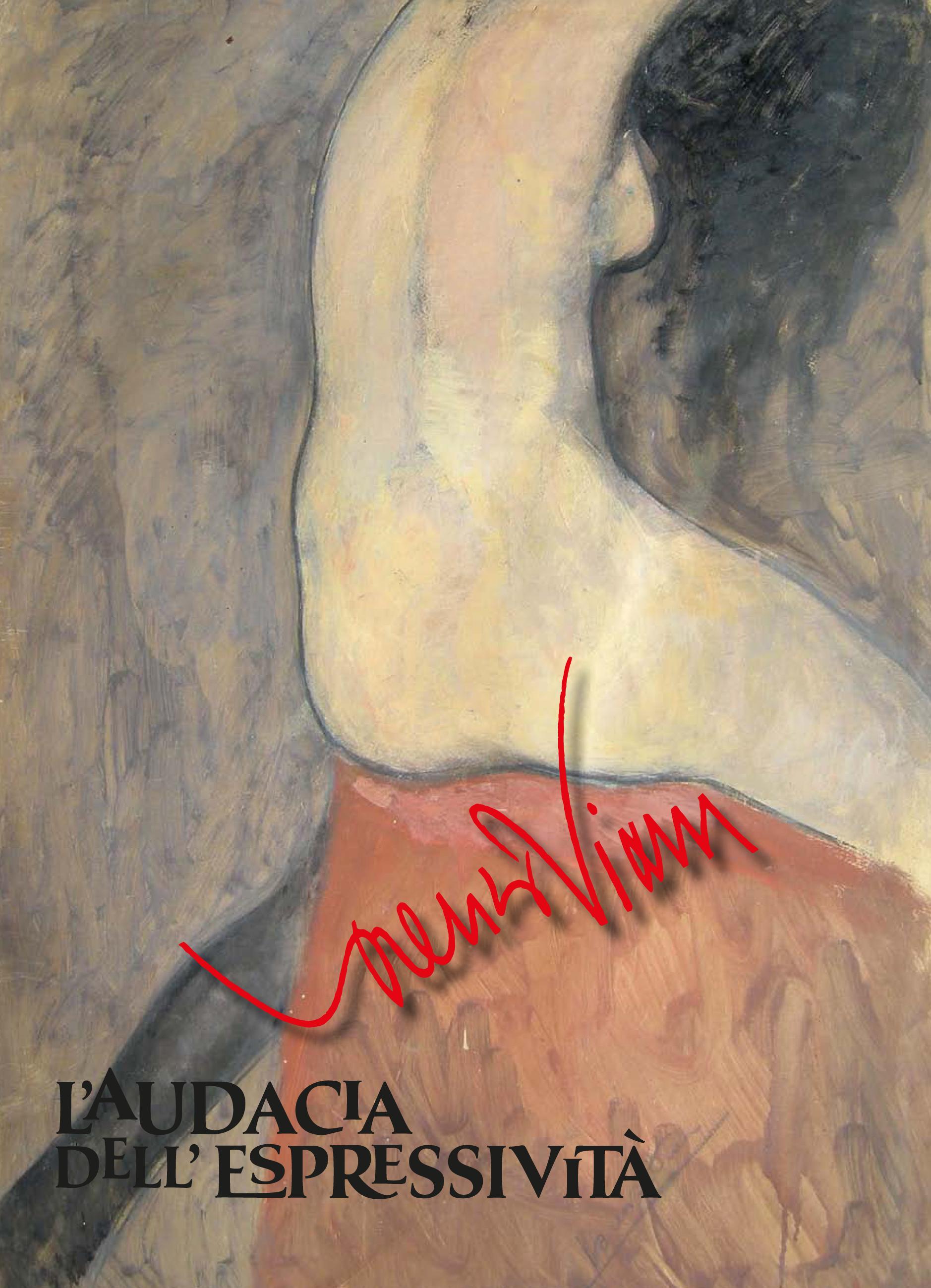 Lorenzo Viani- Laudacia dellespressività - Galleria Le Muse Cortina-1
