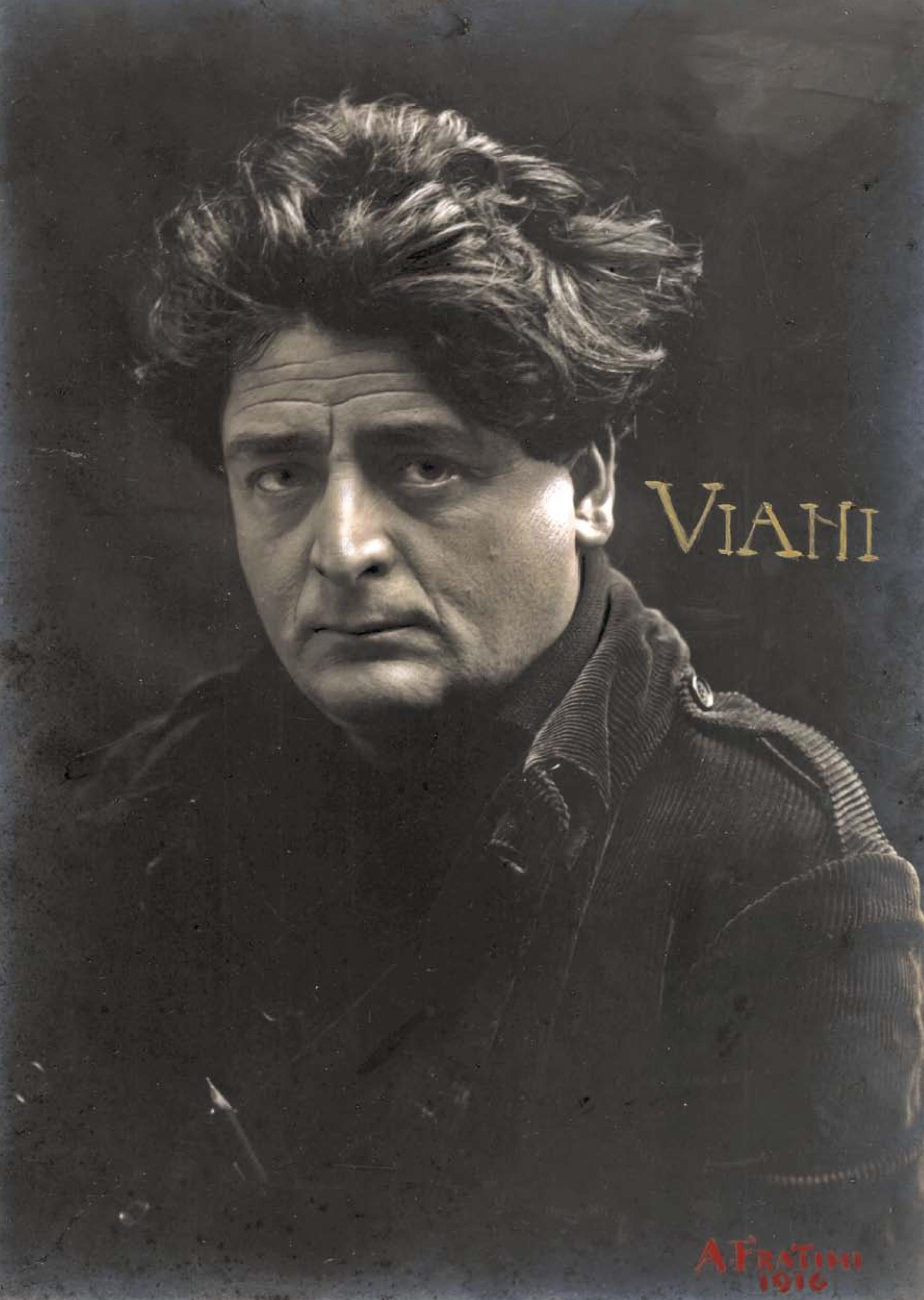 Lorenzo Viani- Laudacia dellespressività - Galleria Le Muse Cortina-2