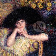 Enrico Lionne quadri del 900 vendita