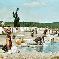 Vendita dipinti di Angiolo Tommasi