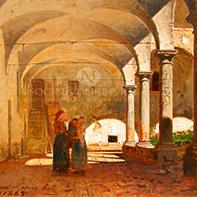Cabianca Vincenzo quadri in galleria