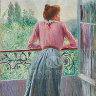 Scopri i dipinti in vendita di Federico Zandomeneghi
