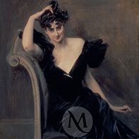 Giovanni Boldini dipinti in galleria