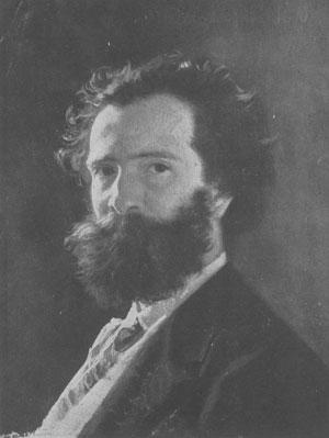 Michele-Gordigiani-autoritratto