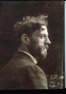 Galileo Chini in foto