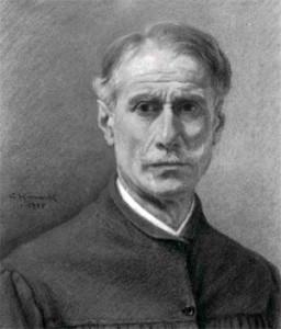 Autoritratto di Giorgio Kienerk