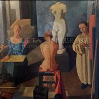 Felice Casorati dipinti in vendita