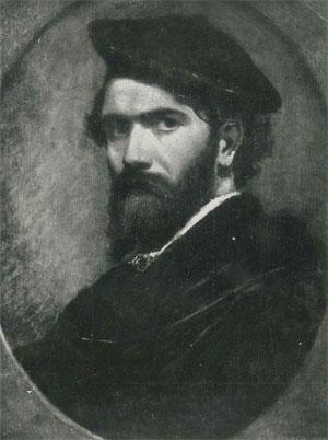 Altamura-Francesco-Saverio-autoritratto