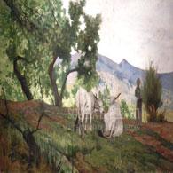 Vendita dipinti di Giovanni Fattori