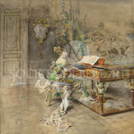 Giovanni Boldini vendere e comprare dipinti italiani