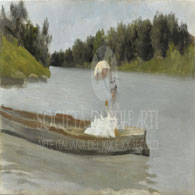 Comprare quadri di Giuseppe de Nittis