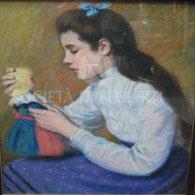 Dove comprare quadri di Federico Zandomeneghi