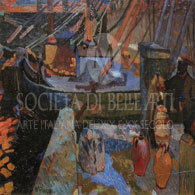 Mario Puccini opere del 900 in vendita