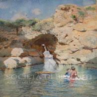 Alceste Campriani vendita dipinti