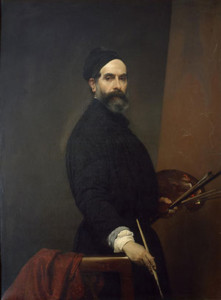 Hayez-Franceso autoritratto