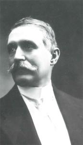 Giulio Artistide Sartorio in una foto