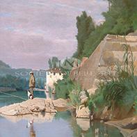 Arno alla casaccia vendita dipinti