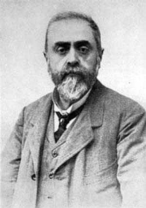 Enrico Reycend in una foto