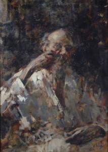 Giuseppe-Casciaro-autoritratto