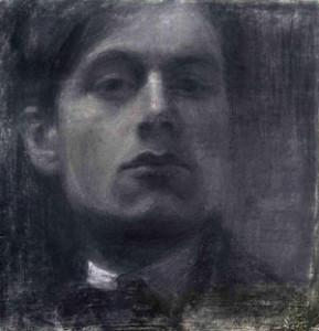 Ritratto di Mario Sironi