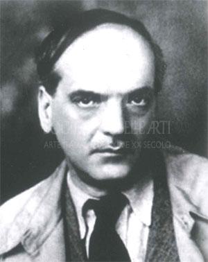 Piero Marussig in foto