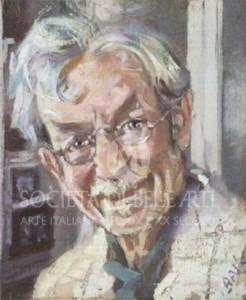 Autoritratto di Giacomo Balla