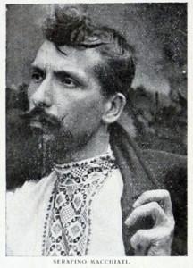 Serafino Macchiati in una foto