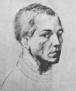 Ubaldo Oppi ritratto
