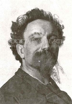 Gaetano Chierici autoritratto