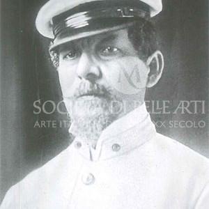 Antonino Leto in una foto in bianco e nero