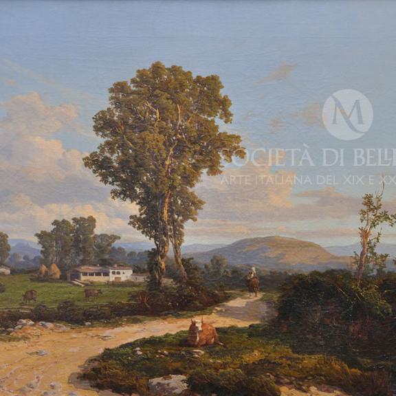 Vendita quadro di Serafino De Tivoli