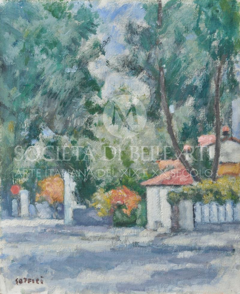 Ardengo Soffici capolavori in vendita