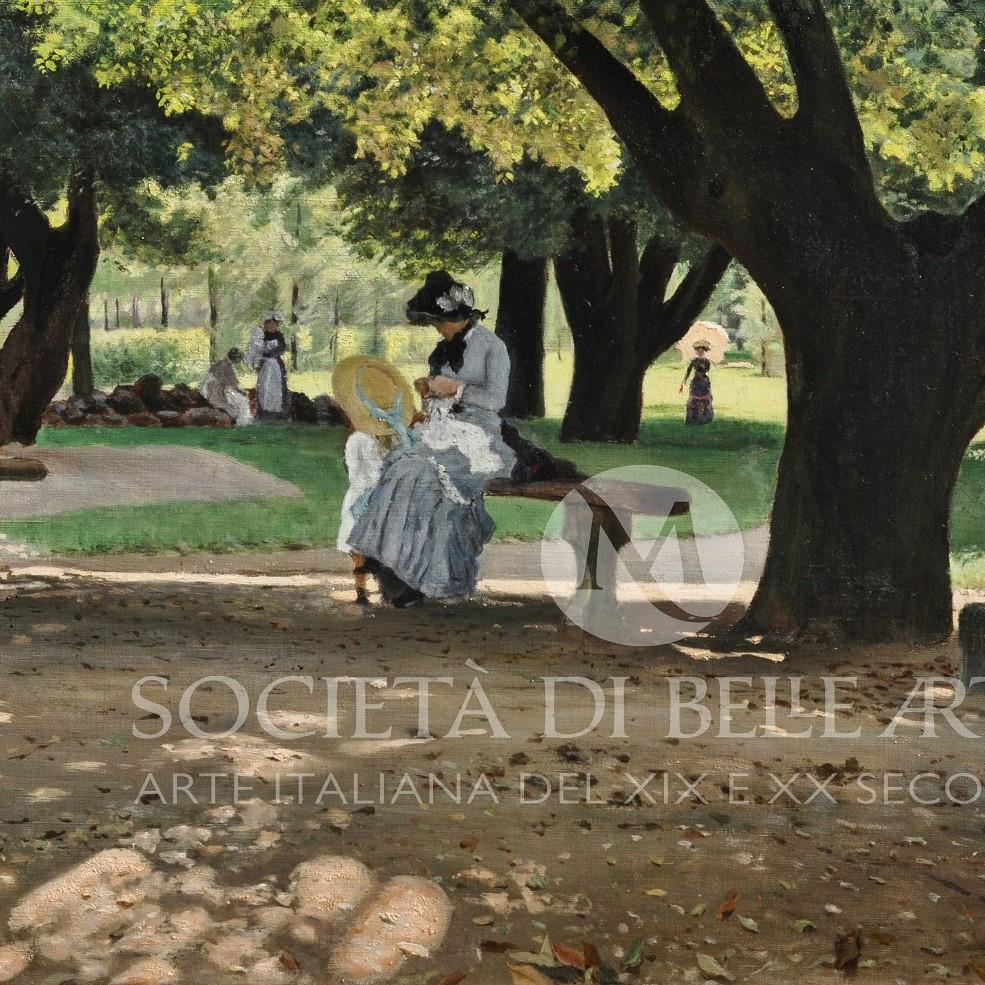 Angelo Torchi dipinti in vendita