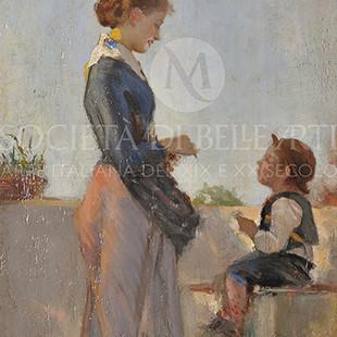 Vendita quadri di Cristiano Banti