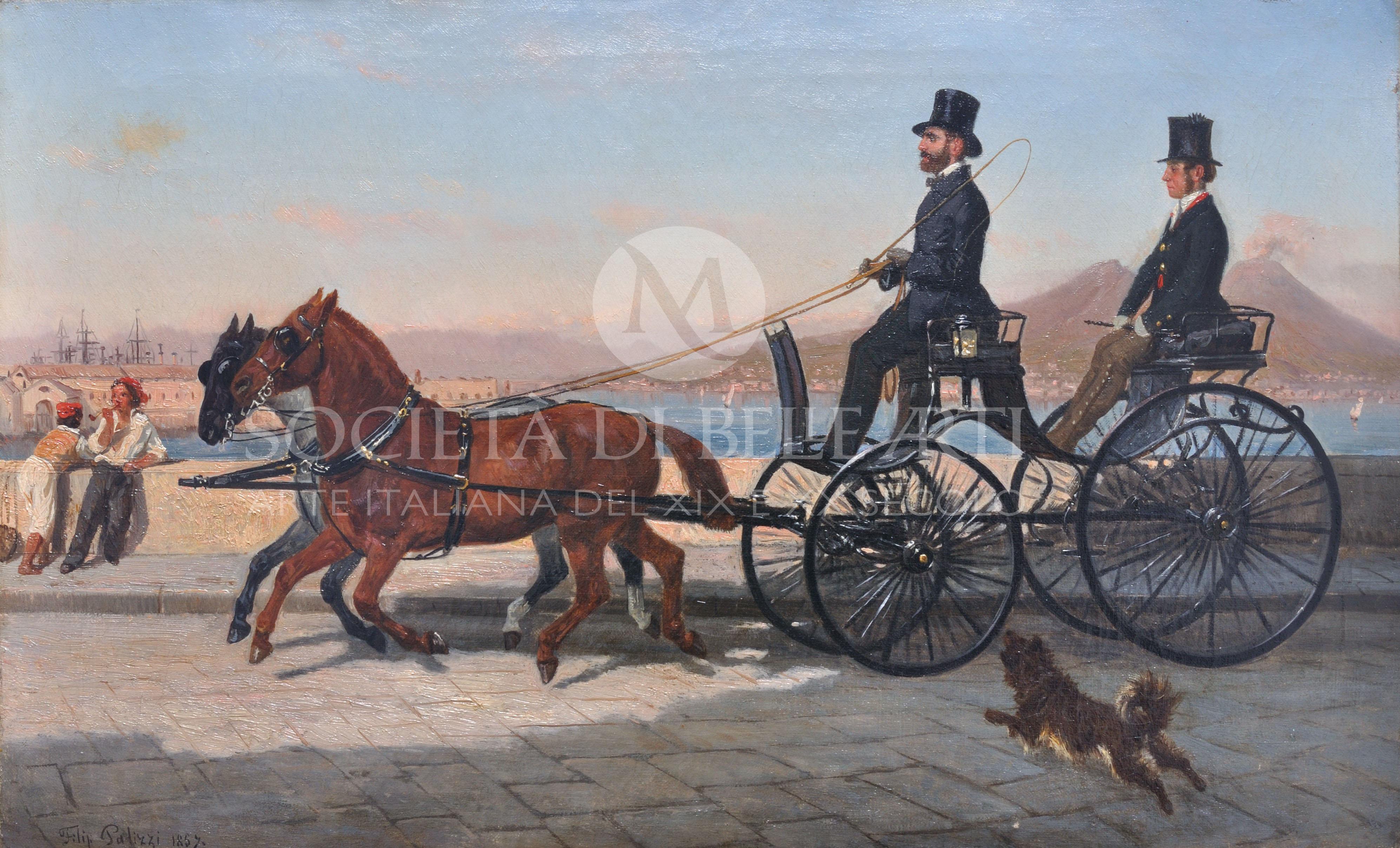 Filippo Palizzi quadri in vendita