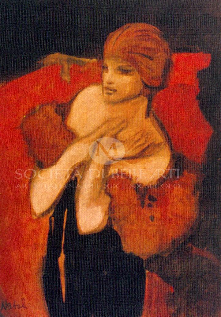 Quadri di Renato Natali in galleria