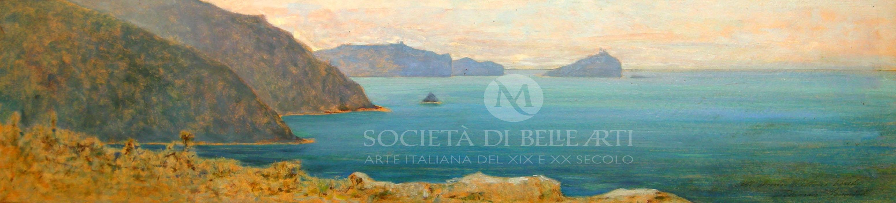 Compra quadri di Telemaco Signorini