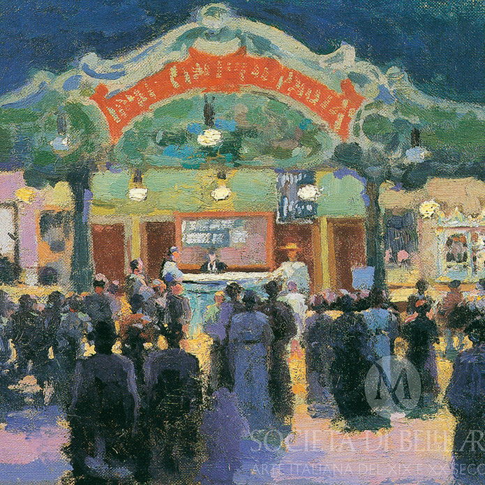 Giacomo Balla dipinti vendita e acquisto