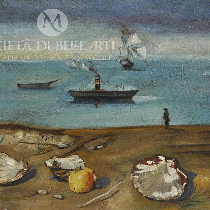 Filippo DE Pisis quadri vendita