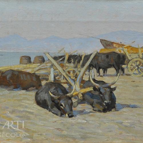 Luigi Gioli quadri in vendita online