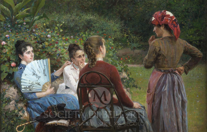 Francesco Gioli quadri in vendita