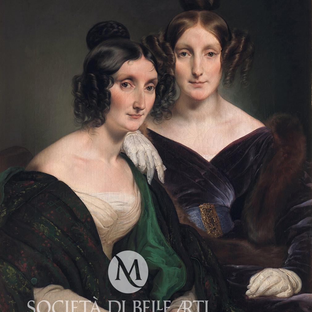 Francesco Hayez vendita quadri lombardi dell'800