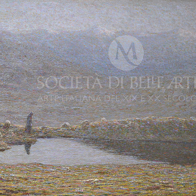 Emilio Longoni dipinti in vendita