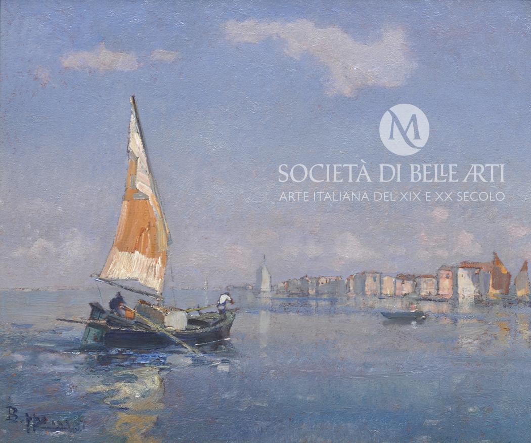 Beppe Ciardi quadri veneti in vendita