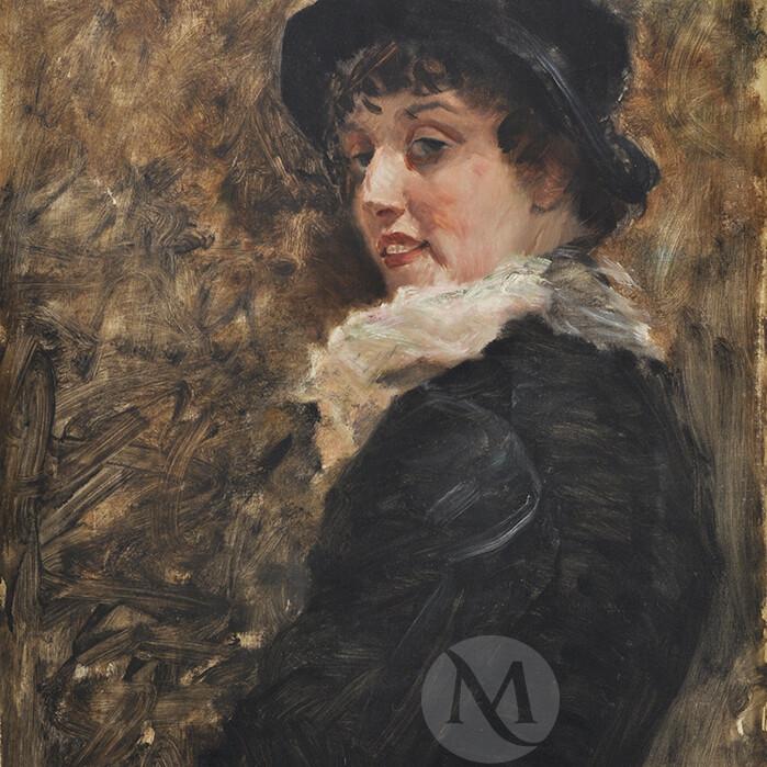 Giuseppe De Nittis capolavori in vendita